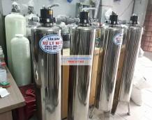02 hệ thống xử lý nước máy đi Nghệ An
