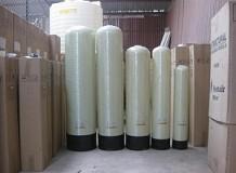 Hệ thống xử lý nước nhiễm phèn cột Composit 1252