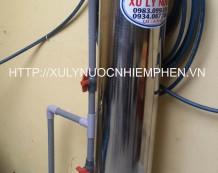 Bình lọc nước máy sinh hoạt ở Tân Thới Nhất, Quận 12