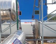 Thiết bị lọc nước phèn tại Đường Tô Ký, Hóc Môn