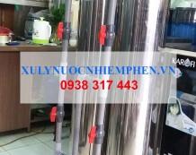 Bộ lọc nước inox 304 - TBI02S