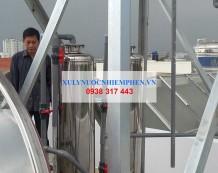 Bộ lọc nước máy gia đình Đường Số 7, Khu Tên Lửa