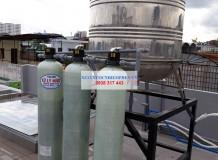 Bộ lọc nước máy tại Đường Số 4, Quận 6