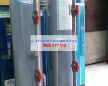 Bộ lọc nước nhiễm phèn ở Long Thành, Đồng Nai