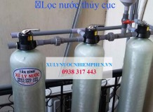 Bộ xử lý nước máy sinh hoạt gia đình
