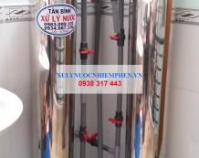 Lắp đặt bộ lọc nước sinh hoạt ở Vĩnh Lộc, Bình Chánh