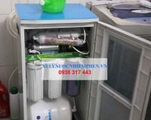 Lắp đặt máy lọc nước RO 6 lõi tại Tân Phú