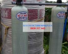 Lọc nước giếng cho chăn nuôi heo ở Đức Lập Hạ, Đức Hòa