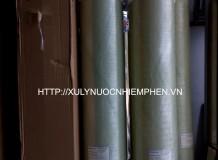 Hệ thống xử lý nước nhiễm phèn cột Composit 1054
