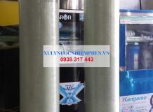 Lọc nước giếng khoan ở Huyện Cầu Ngang, Trà Vinh