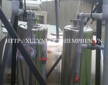 Lọc nước giếng khoan ở Bắc Hải, Quận 10