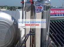 Lọc nước giếng khoan sinh hoạt ở Lê Thị Hà, Hóc Môn