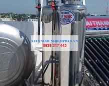 Bộ xử lý nước giếng khoan tổng sinh hoạt