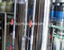 Lọc nước giếng khoan ở Long Khánh, Đồng Nai