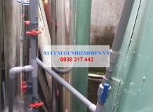 Lọc nước giếng nhiễm phèn ở Hóa An, Biên Hòa