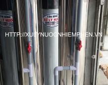 Lọc nước giếng khoan ở Bạc Liêu