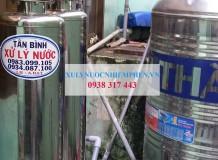 Lọc nước máy ở Nguyễn Thông, Quận 3