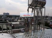 Lọc nước máy nhiễm phèn tại Bình Tân
