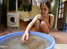 Lọc nước máy nhiều cặn