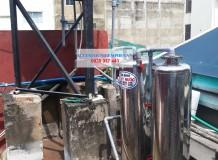 Lọc nước máy sinh hoạt đường Bàn Cờ, Q3