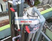 Lọc nước máy sinh hoạt ở Đường Phú Lộc, Tân Bình