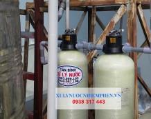 Lọc nước nhiễm phèn cho khách sạn ở Quận 6