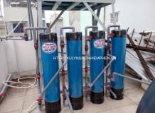 Lọc nước nhiễm phèn ở Bình Chánh, HCM