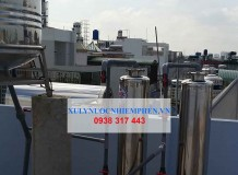 Lọc nước sinh hoạt ở Huỳnh Thị Hai, Hóc Môn