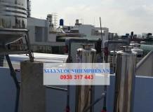 Trụ lọc nước giếng inox 304 - TBI02M