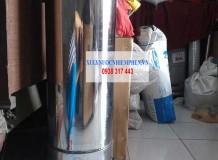 Phin lọc nước inox chứa 5 lõi 20 inch
