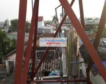 Thay lõi thiết bị lọc nước giếng đường Nguyễn Thị Sóc