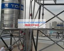Thiết bị lọc nước máy ở Đường Hương Lộ 2, Bình Tân