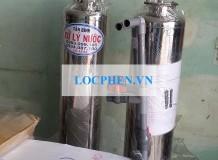 Thiết bị lọc nước giếng khoan sinh hoạt ở Plieku, Gia Lai