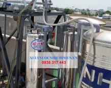 Xử lý nước giếng khoan ở Công Viên Cá Koi, Trần Văn Mười