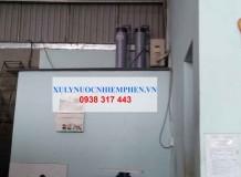 Xử lý nước giếng khoan ở Quốc Lộ 1A, Bình Tân