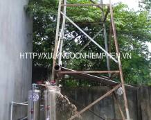 Xử lý nước giếng khoan ở Xuân Lộc Đồng Nai