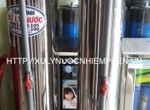 Xử lý nước nhiễm phèn ở Bà Rịa Vũng Tàu