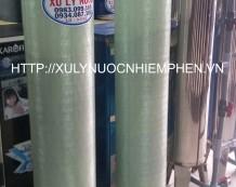 Xử lý nước nhiễm phèn ở Vị Thanh,tỉnh Hậu Giang