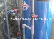 Lọc nước nhiễm phèn tại Quận 2, HCM