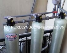 Xử lý nước nhiễm phèn ở Phổ Quang, Tân Bình