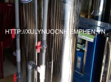 Xử lý nước nhiễm phèn tại Tây Ninh