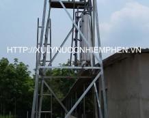 Xử lý nước phèn giếng khoan ở Tân Thạnh Đông, Củ Chi