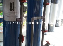 Xử lý nước phèn giếng khoan ở Gia Lai