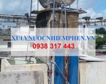 Xử lý nước phèn ở Lý Thường Kiệt, Hóc Môn
