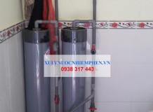 Xử lý nước giếng nhiễm phèn Đường Võ Văn Vân