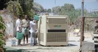 Công nghệ nước sạch tại Israel: Máy lọc nước từ không khí