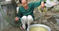 Nước sinh hoạt có mùi lạ và những nguy cơ gây bệnh