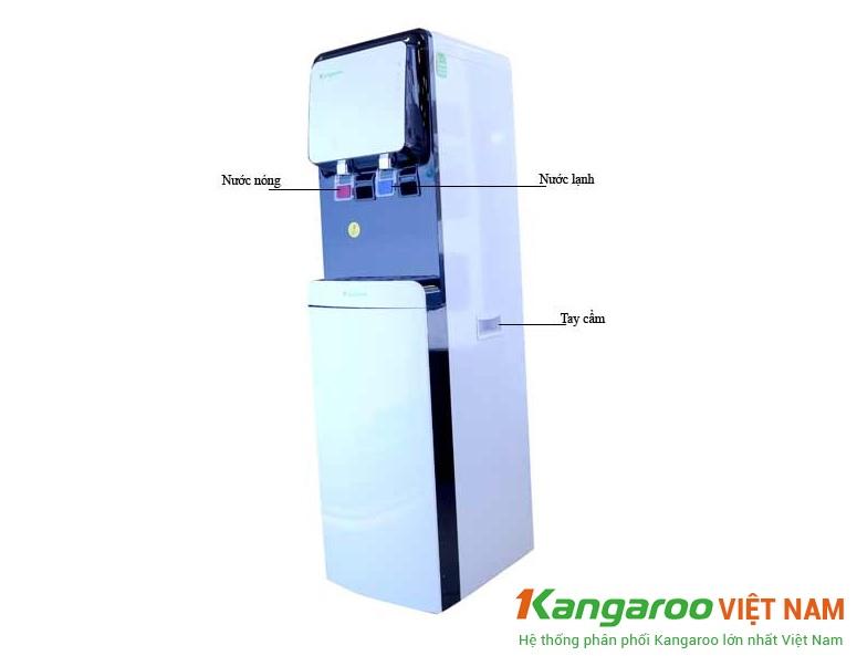 Máy lọc nước nóng lạnh KG 61A3