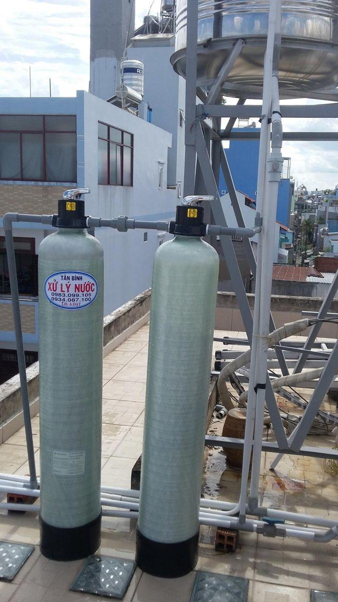bộ lọc nước máy composite 948