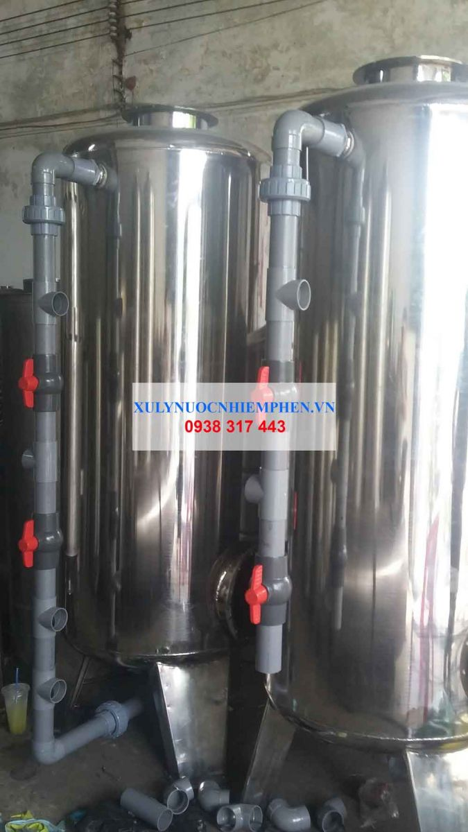 bo loc nuoc gieng cong nghiep inox d700
